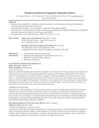 Cover Letter For Cvs Amazing Cvs And Cover Letters For Phds And Postdocs Custom Paper Academic