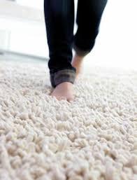 soft wool carpet nice to walk on