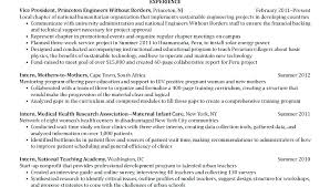 Good College Resume Examples Resume For College Students Examples Of