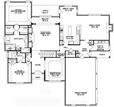 Two story bedroom bath french style house plan House Plans    Back  gt  Imgs For  gt  House Floor Plans Bedroom Bath   Bedroom