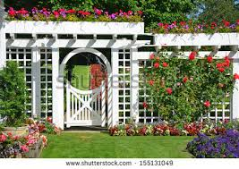 Small Picture Garden Trellis Stock Images Royalty Free Images Vectors