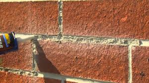 How To TuckPoint Mortar Joints With QUIKRETE Mortar Repair YouTube - Exterior brick repair