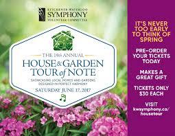 Garden Centre Kitchener Kitchener Waterloo Symphony
