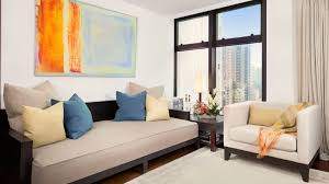 Living Room Bedroom Shama Central Hong Kong Two Bedroom Apartment