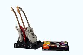 gig box series pedal board stand combo cases
