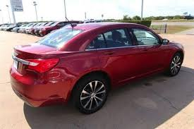 chrysler 200 2014 red. 2013 chrysler 200 sedan exterior image 2014 red d