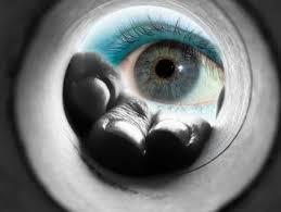 Resultado de imagem para olhar e cegueira