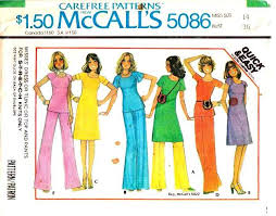 Tunic Top Patterns Delectable McCalls 48 48s Tunic Top Dress Pants Top Sewing Patter