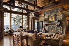 rustic living room design. Rustic Living Room Decorating Idea 6 Design D