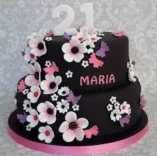 Girls 21st Birthday Cake Ideas Via 21st Birthday Cake Ideas Female