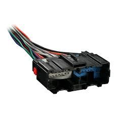 stereo install dash kit chevy cobalt 06 2006 car radio wiring metra 70 2104 radio wiring harness for 06 up gm