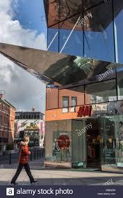 Stock Design South King Street The King Street South Shopping Area Dublin Ireland Stock