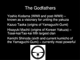 Yakuza Rough Diplomacy