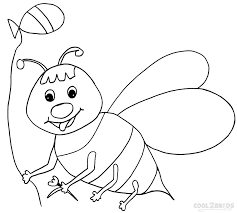 In the bee coloring pages, we have prepared excellent coloring pictures that you can download or print for free. Printable Bumble Bee Coloring Pages For Kids