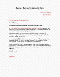 Complain Business Letter Document Complaint Letter Form Template Png 2550x3300px