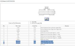 cadillac radio wiring diagram cadillac wiring diagrams online