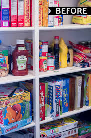 hall closet organization and storage ideas makeover after pantry