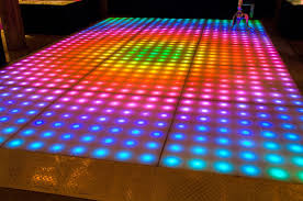 Leading Manufacturer And Supplier Of Led Dance Floors In