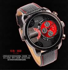 watch polar picture more detailed picture about oulm 3130 brand oulm 3130 brand personality fashionable watches men quartz watch dual time zone