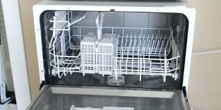 big table top dishwasher