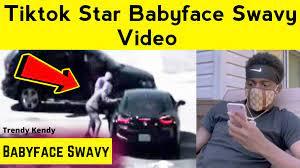 TikTok Babyface Swavy Death Video ...