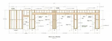 Garage Door Framing Instructions Epconsultinggroupcom