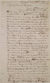 henry knox to george washington december 17 1775 gilder lehrman collection