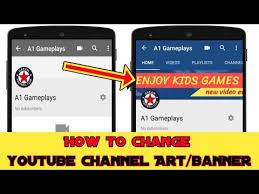 Youtube Channel Art Background How To Change Youtube Background Photo Channel Art Cover Photo Banner On Android Ios 2019