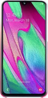 <b>Чехол</b>-накладка <b>Samsung Gradation Cover</b> для <b>Samsung Galaxy</b> ...