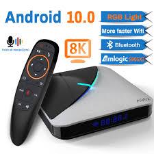 Transpeed <b>A95X F3 Air</b> 8K Android 10.0 <b>TV</b> BOX Amlogic S905X3 ...