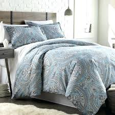paisley duvet cover pure melody classic paisley duvet cover and sham set paisley print duvet cover