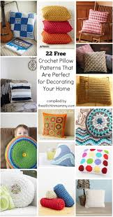 Crochet Pillow Patterns Inspiration 48 Free Crochet Pillow Patterns That Are Perfect For Decorating Your