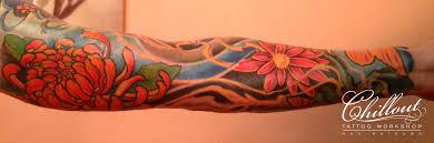 японские татуировки история и значение Chillout Tattoo Workshop