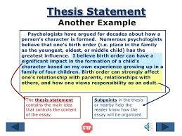 thesis statement generator compare contrast paper   ugc net mba    ktichen essays