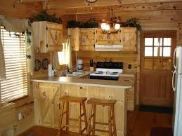 rustic cabin kitchens. Rustic Cottage Kitchen Ideas Cabin Design With Well Best About Cab On Kitchens W
