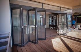 bifold doors windows gold coast central glass and aluminium regarding remodel 43