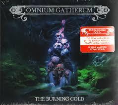 <b>Omnium Gatherum - The</b> Burning Cold | Releases | Discogs