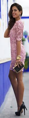 55 Lovely Chic Summer Outfit Ideas With Blush Pink Buzz Tendency