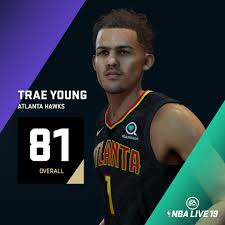 Nba '19 Rookie Ratings - Live
