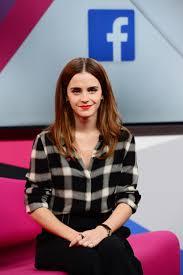 Emma Watson Facebook Q A for IWD OCEANUP TEEN GOSSIP