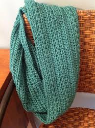 Crochet Patterns For Scarves Beauteous Ravelry Project Gallery For Pumpkin Infinity Scarf Pattern By
