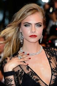 cara delevingne s iconic brows cara s brows are truly natural and easy to take care of you just don t pluck them it s really simple she said in