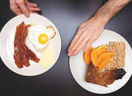 Current dietary guidelines set forth by the u.s. The Best Ever Eating Habits For Weight Loss And Abs Eat This Not That