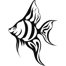 Trends For Tropical Fish Coloring Pages