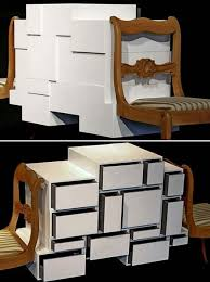 ideas for old furniture. The Combo Furniture Design Proves That Creative And Provocative Ideas Can Blend Old New Into Extraordinary Pieces Recycling Reusing For