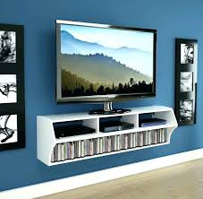 how high to mount a tv on the wall how high to mount in bedroom height