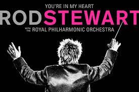 <b>Rod Stewart</b> Announces Orchestral <b>Album</b> 'You're In My Heart'