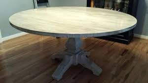 whitewashed round dining table whitewashed round pedestal table beach style dining tables whitewash dining table cross