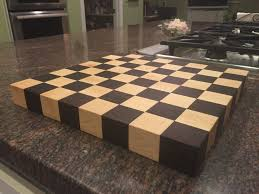 Making Wooden Games Making a Chess Board From Exotic Wood YouTube 32