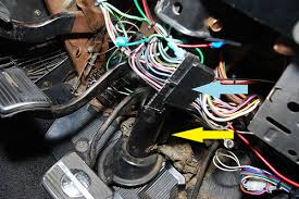 back up switch wiring chevy nova forum once you those two wires you can connect them together to verify the circuit works and then run the two wires to the proper reverse light switch on